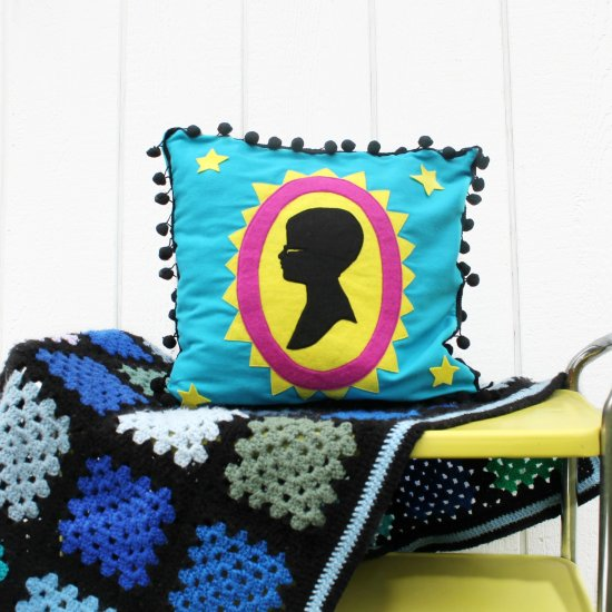 Sew a Keepsake Pillow for Mom