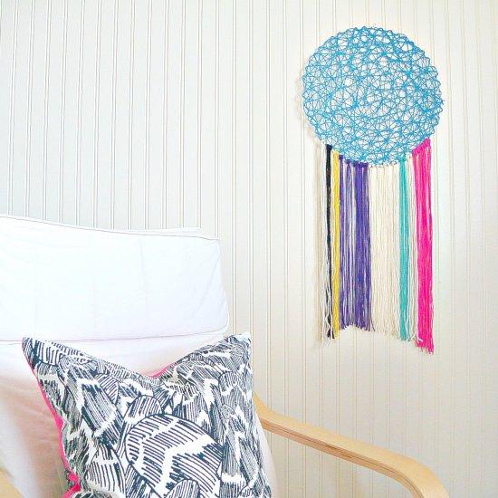 Dream Catcher / Yarn Wall Hanging