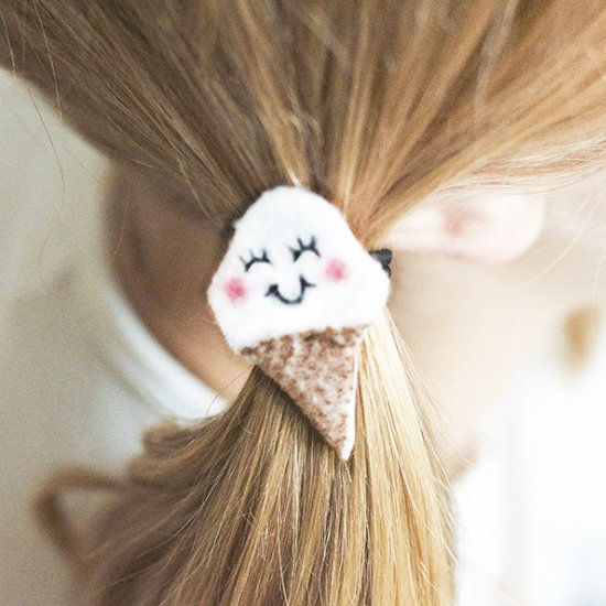Ice Cream Hair Bands