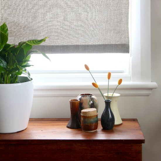 DIY roller blinds!