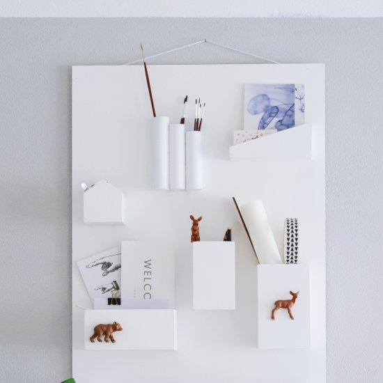 Uten.Silo & DIY Wall Organizer