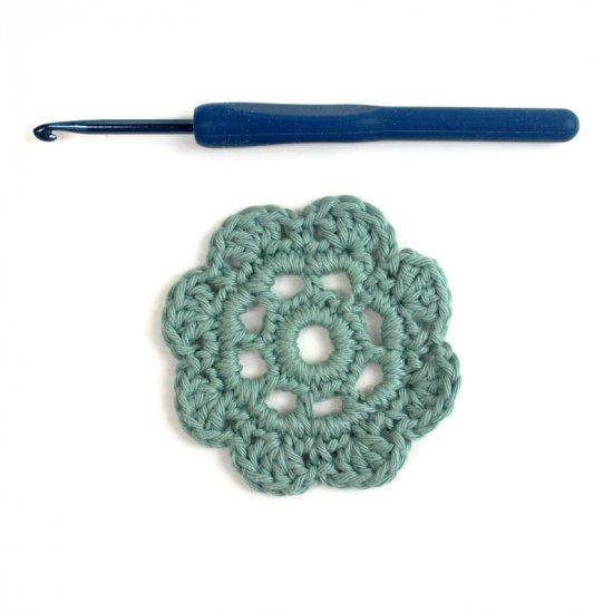 Beautiful Crochet Motif For Free