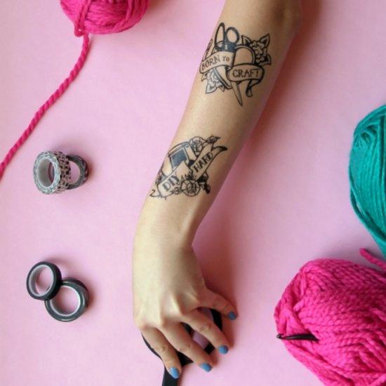 DIY Maker Tattoos