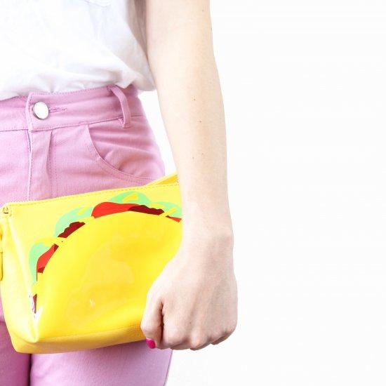 DIY Taco Purse