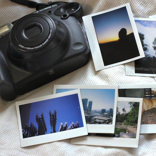 how to take great polaroids