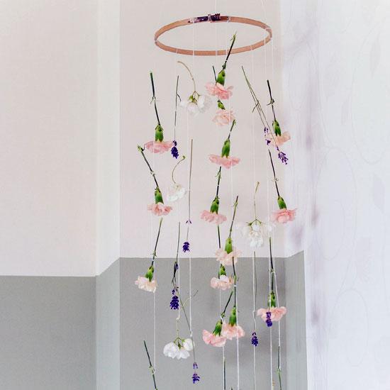 DIY: DRIED FLOWERS