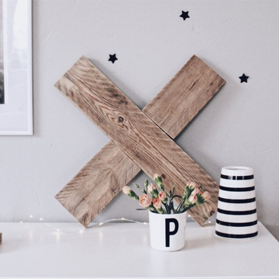 DIY Wooden Art